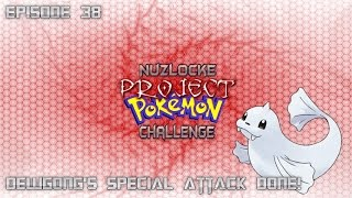 "Roblox Project Pokemon Nuzlocke Challenge - #38 ""Dewgong's Special Attack Done!"" - Live Commentary"