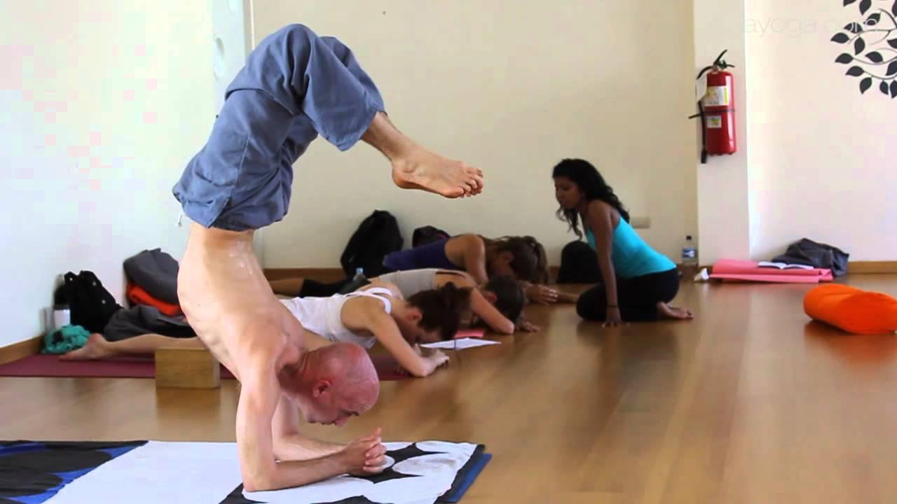 Yoga Teacher Training For Hot Yoga - Power Yoga And