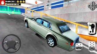 Multi Level Car Parking #2 - Android Gameplay FHD