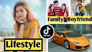 Riza Afreen (Tiktok Star) Lifestyle, Boyfriend, Family, Age, Income and more ||