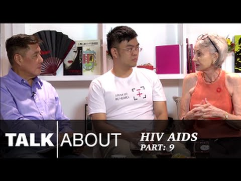 Talkabout - HIV-AIDS in Singapore (Part 9) : The Cost Of HIV Treatment