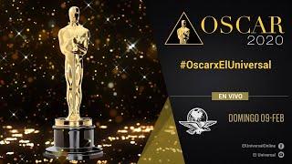 Transmisión especial previa al Oscar 2020 | En Vivo