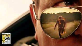 THE FLASH Comic-Con Trailer - Grant Gustin