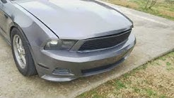 2011 Mustang V6 Twin Turbo Overview