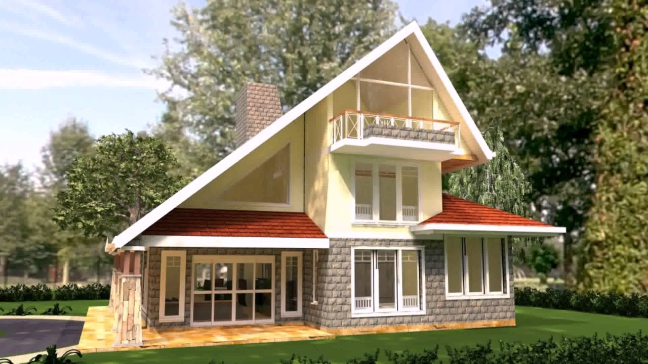 Roofing Designs For Houses In Kenya