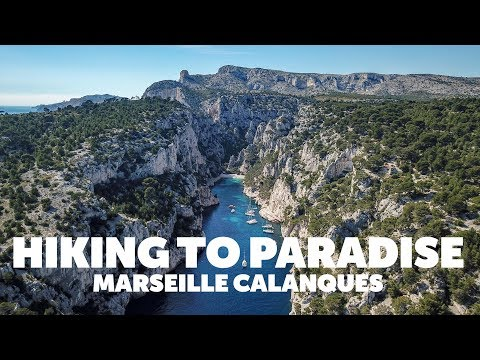 HIKING TO PARADISE : Marseille Calanques