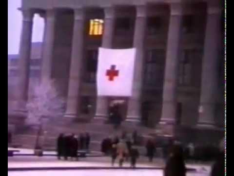 Lithuania, Lietuva, Vilnius, 1991sausis