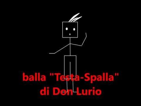 Don Lurio e Lola Falana TESTA SPALLA - Balla con Ciuffetto!Segui i suoi passi!