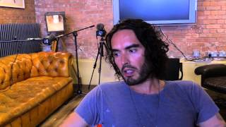 Israel/Palestine, Russell Brand/Sean Hannity: Round 2 (The Trews E114)