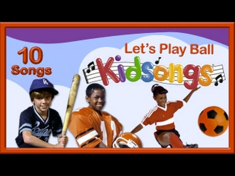 Let's Play Ball | Kidsongs | Best Kids Sport Songs | Kids Play Songs | PBS Kid | plus lots more