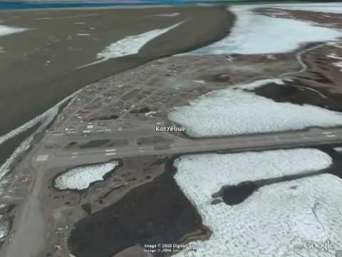 Google's Geo Education program and UA Geography program travel Alaska