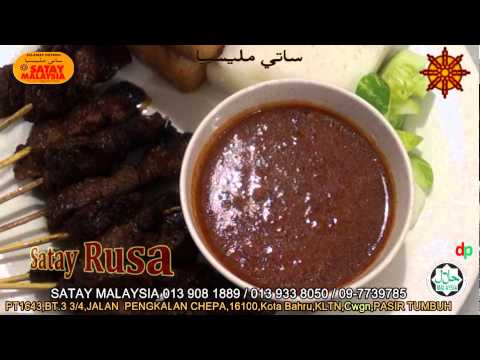 Restoran Satay Malaysia Pengkalan Chepa Kota Bharu Kelantan