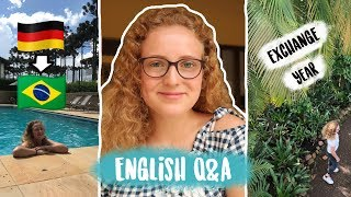 Baixar Afraid of 🇩🇪? Most EMBARRASSING moment in EXCHANGE? 🇧🇷 English Q&A ♥︎ Leonie4ever
