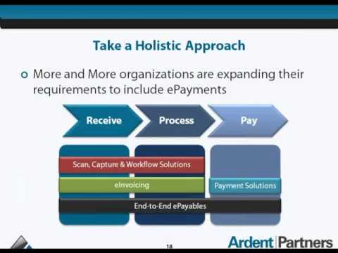 Electronic Payments 2012:  It Pays to Pay Electronically