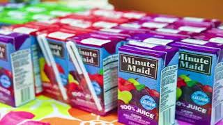 Is packaged fruit juice healthy? -  Health Report (HD)
