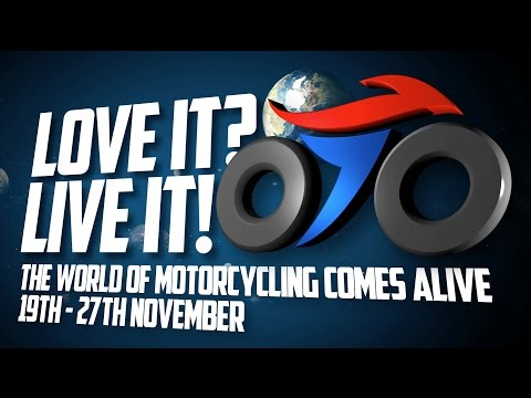 Motorcycle Live presents: Love it? Live it!