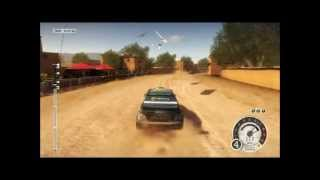 Dirt 2 - Morocco Rally Run HD 720p
