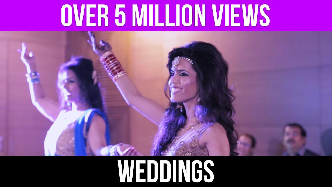 Amazing Family Bollywood Dance Performance Destination Wedding Mumbai India