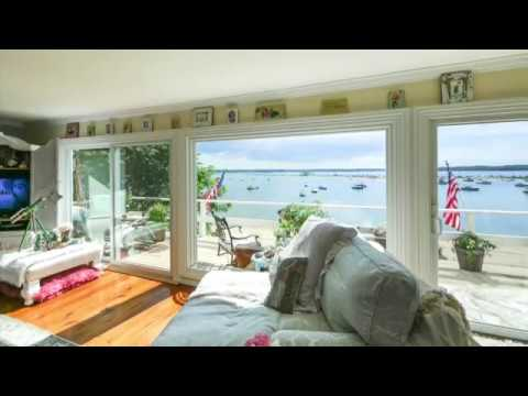 Picture Window and Patio Doors with Amazing Water View - from Renewal by Andersen Long Island