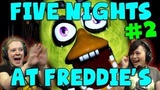 Fright Night - Five Nights At Freddy's (#2) Chicken Lickin'