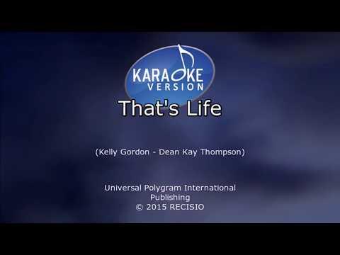 That's Life - Smash karaoke