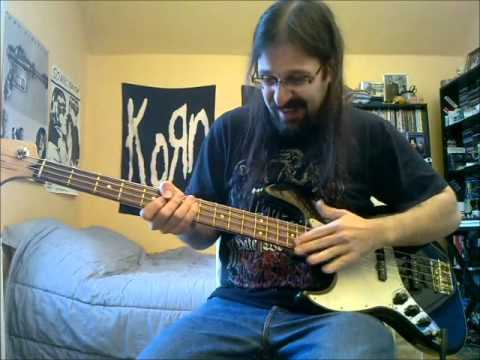 PRIMUS - Too Many Puppies - Bass cover - HQ
