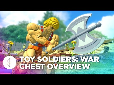 Toy Soldiers: War Chest lets you pit He-Man and Cobra against your wallet