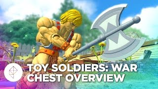 Toy Soldiers: War Chest Gameplay Overview
