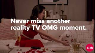 DISH TV Reality Obsessed