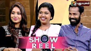 Oru Naal Koothu Movie Team in Showreel   12/06/2016   Puthuyugam TV