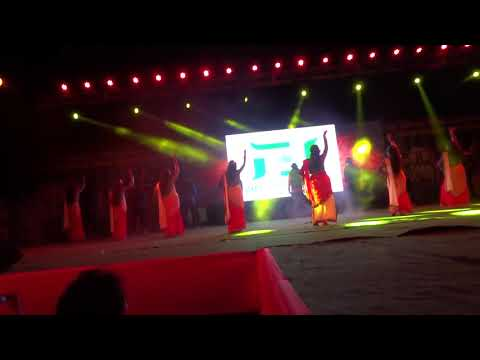 Best Santal stage show dance video in Jharkhand