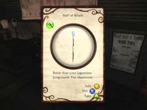 Let's Play Fable 2 - Knothole Island #6: Treasures of Old