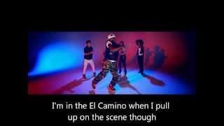 Repeat youtube video Maejor Ali Lolly ft Juicy J, Justin Bieber (lyrics)