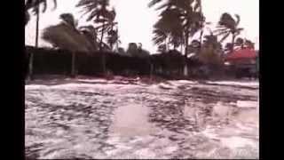 Michoacán se prepara para recibir tormenta