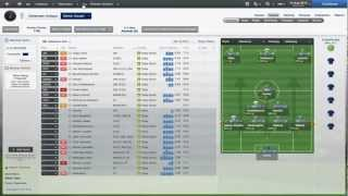 Football Manager 2013(Beta) | Tottenham Hotspur | S01 E01 | HD