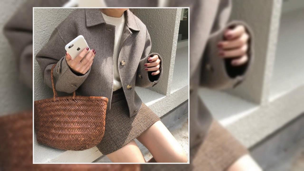 Mùa đông năm nay lại hot áo dạ dáng ngắn, siêu xinh và đặc biệt hợp với nàng nấm lùn