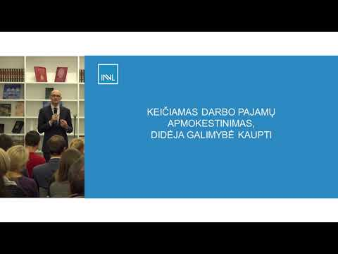 INVL. Pensijų reforma