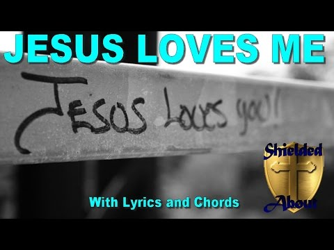 Jesus Loves Me - ROCK VERSION with lyrics and chords