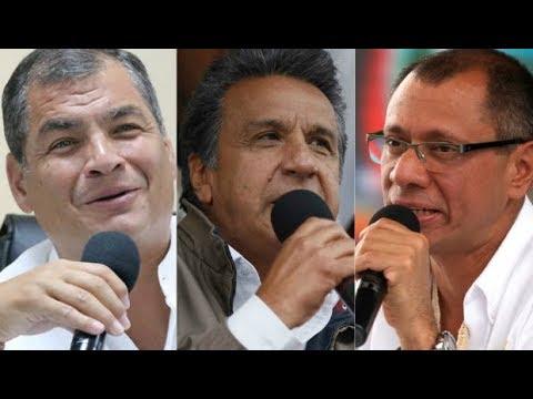Ecuador: President Moreno In Battle with Former President Correa