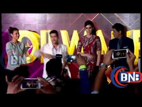 Dilwale Ki Team Dance Kiye Tukur Tukur Song Par