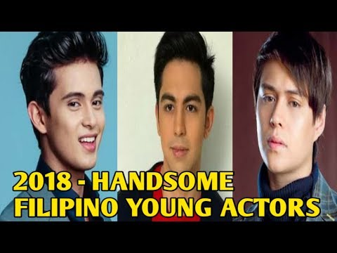 Top 10 Most Handsome Young Actors In The Philippines 2019