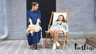 ОБЗОР пляжных полотенец от TARLINI