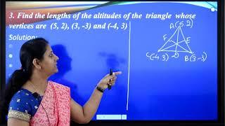 I PUC | Basic Maths | Straight Line - 9