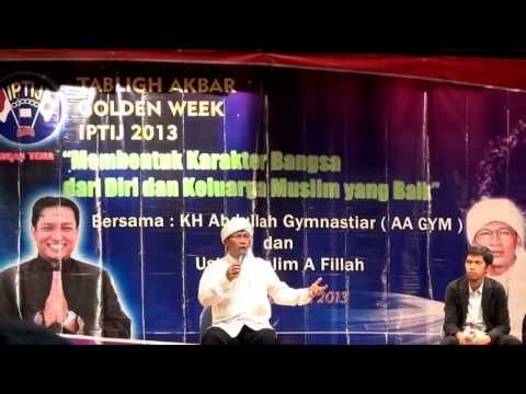 ceramah aa gym di osaka 2013 (part1)