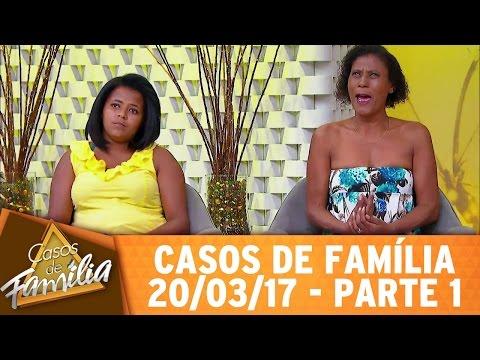 Casos De Família (20/03/17) - Meu Marido Abusa De Mim... - Parte 1