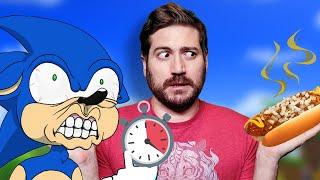 Gotta POO Fast! - Super SONIC Gauntlet Challenge