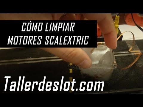 💡 Cómo limpiar motores Scalextric 【 Trucos y consejos 】¡En 2 pasos!