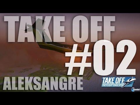 Take Off The Flight Simulator - Android Gameplay en español HD - Parte 2