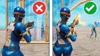How to Bait/Prefire tнe RIGHT WAY! - Fortnite Tips and Tricks