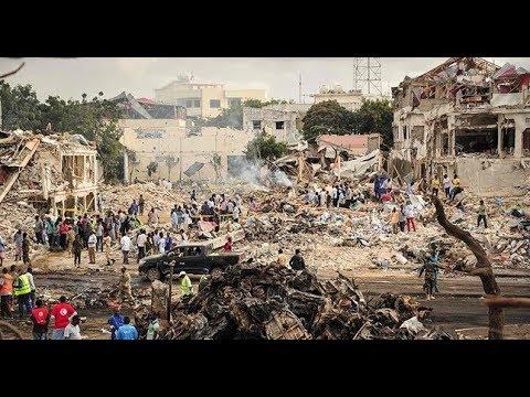 Horrific Terrór Attack Kílls Nearly 300 In Sómalía